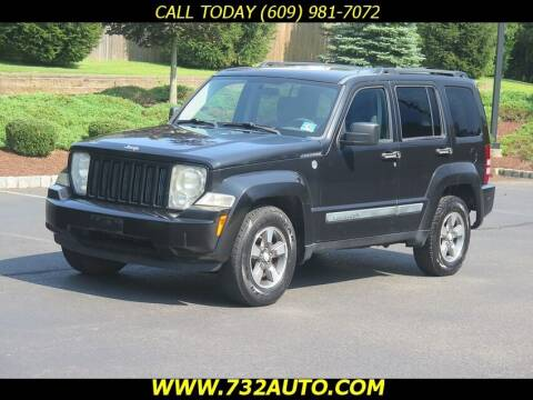 2008 Jeep Liberty for sale at Absolute Auto Solutions in Hamilton NJ