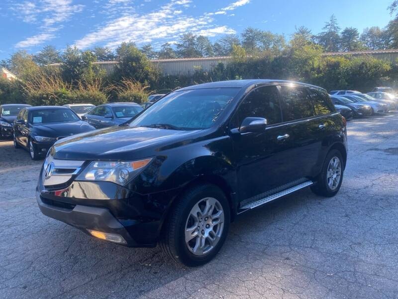 2007 Acura MDX for sale at Car Online in Roswell GA