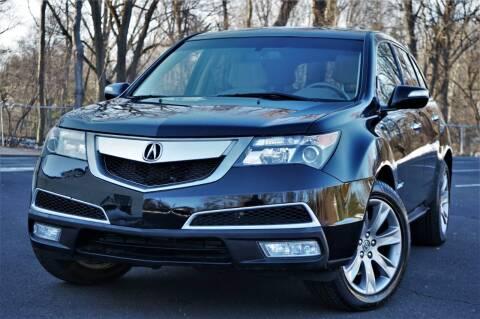 2013 Acura MDX for sale at Speedy Automotive in Philadelphia PA