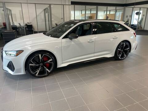 2021 Audi RS 6 for sale at EUROPEAN AUTOHAUS in Holland MI