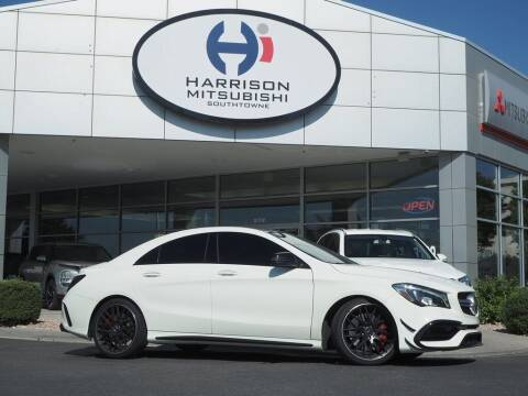 2018 Mercedes-Benz CLA for sale at Harrison Imports in Sandy UT