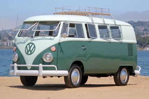 1965 Volkswagen Bus for sale at Precious Metals in San Diego CA