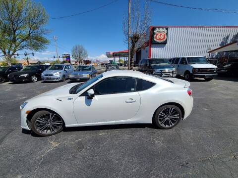 2013 Scion FR-S for sale at Silverline Auto Boise in Meridian ID