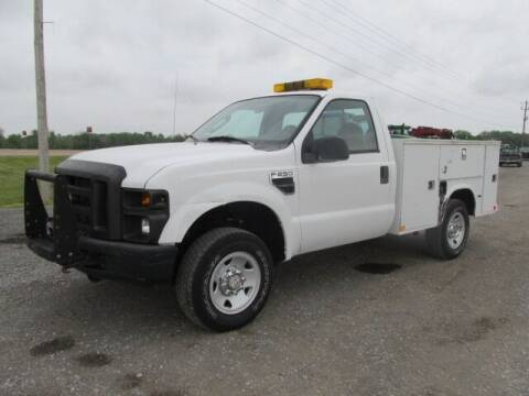 2008 Ford F-250 Super Duty for sale at 412 Motors in Friendship TN