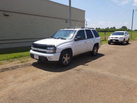 2005 Chevrolet TrailBlazer for sale at Frontline Auto Sales in Martin TN