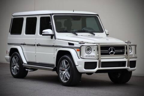 2015 Mercedes-Benz G-Class for sale at MS Motors in Portland OR