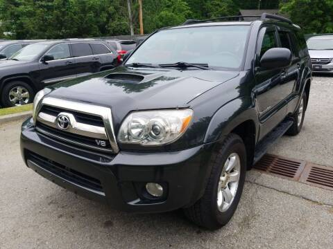 2006 Toyota 4Runner for sale at AMA Auto Sales LLC in Ringwood NJ