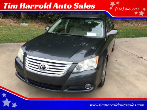 2008 Toyota Avalon for sale at Tim Harrold Auto Sales in Wilkesboro NC