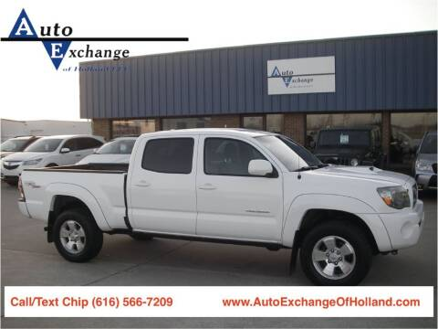 2010 Toyota Tacoma for sale at Auto Exchange Of Holland in Holland MI