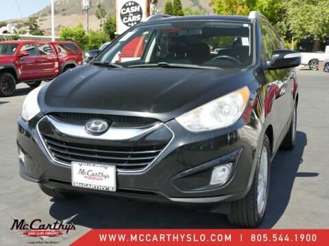 2010 Hyundai Tucson for sale at McCarthy Wholesale in San Luis Obispo CA