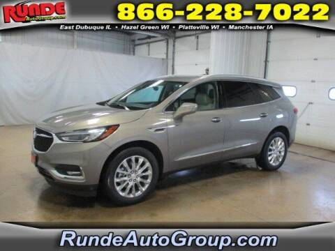 2019 Buick Enclave for sale at Runde Chevrolet in East Dubuque IL