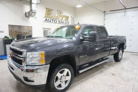 2011 Chevrolet Silverado 2500HD for sale at Elite Auto Sales in Ammon ID