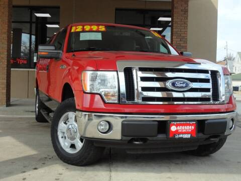2010 Ford F-150 for sale at Arandas Auto Sales in Milwaukee WI