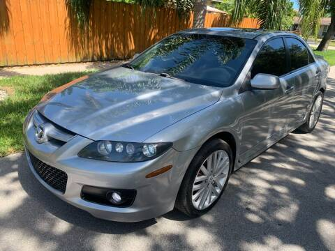 2006 Mazda MAZDASPEED6 for sale at FINANCIAL CLAIMS & SERVICING INC in Hollywood FL