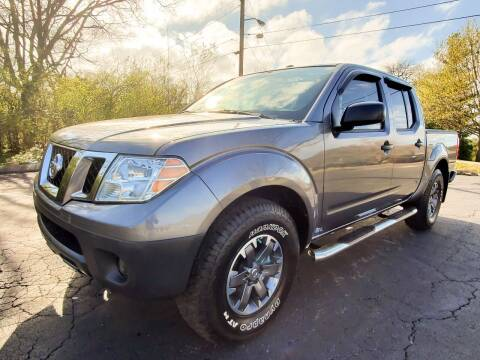 2018 Nissan Frontier for sale at Tennessee Imports Inc in Nashville TN