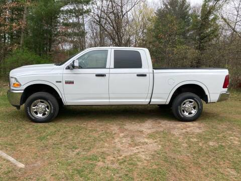 2011 RAM Ram Pickup 2500 for sale at Expressway Auto Auction in Howard City MI