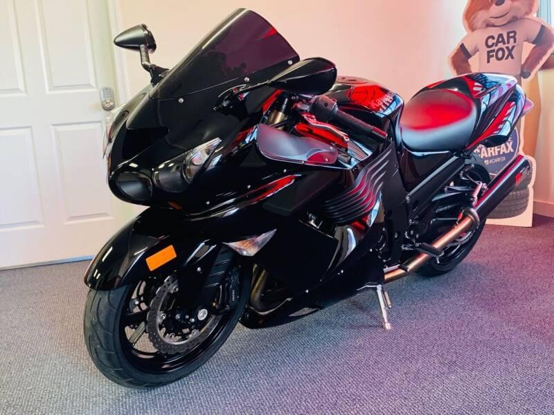 2011 Kawasaki Ninja ZX-14R for sale at Mack 1 Motors in Fredericksburg VA