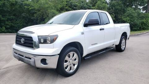 2009 Toyota Tundra for sale at Houston Auto Preowned in Houston TX