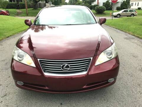 2007 Lexus ES 350 for sale at Via Roma Auto Sales in Columbus OH