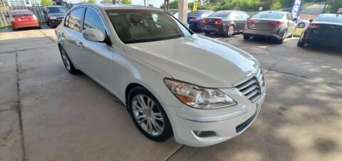 2011 Hyundai Genesis for sale at Divine Auto Sales LLC in Omaha NE