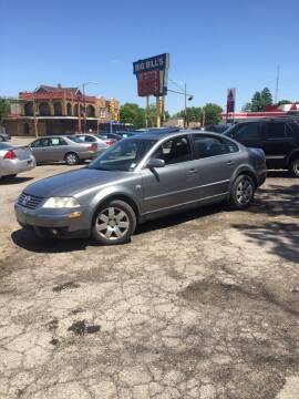 2001 Volkswagen Passat for sale at Big Bills in Milwaukee WI