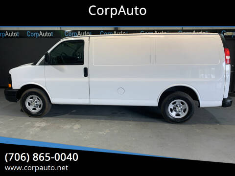 2008 Chevrolet Express Cargo for sale at CorpAuto in Cleveland GA