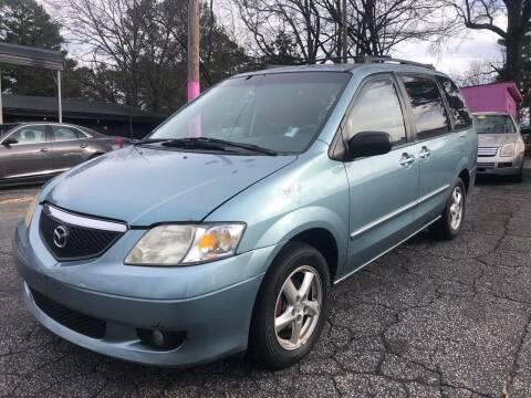 2003 Mazda MPV for sale at Fast and Friendly Auto Sales LLC in Decatur GA