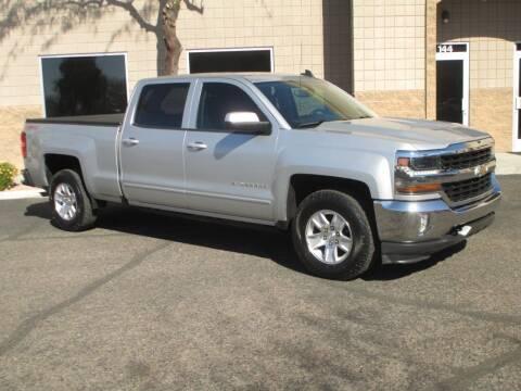 2017 Chevrolet Silverado 1500 for sale at COPPER STATE MOTORSPORTS in Phoenix AZ