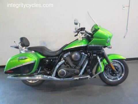 2012 Kawasaki VULCAN VAQUERO for sale at INTEGRITY CYCLES LLC in Columbus OH