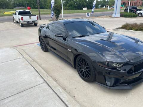 2019 Ford Mustang for sale at Stanley Ford Gilmer in Gilmer TX