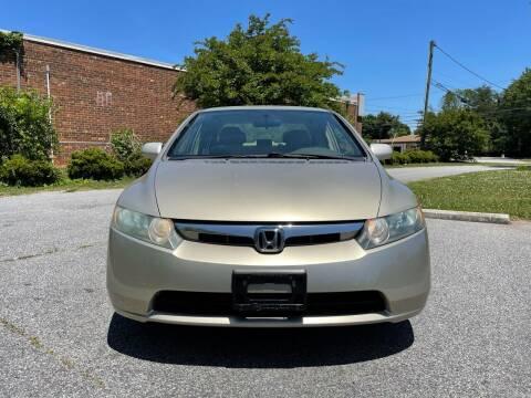 2008 Honda Civic for sale at RoadLink Auto Sales in Greensboro NC