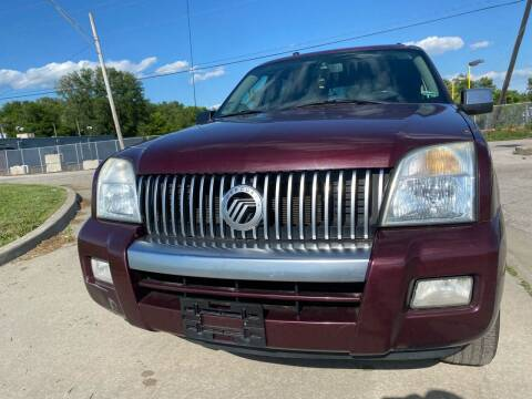 2008 Mercury Mountaineer for sale at Xtreme Auto Mart LLC in Kansas City MO