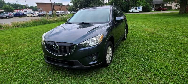 2013 Mazda CX-5 for sale at Cleveland Avenue Autoworks in Columbus OH