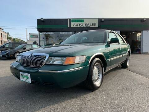 2000 Mercury Grand Marquis for sale at Wakefield Auto Sales of Main Street Inc. in Wakefield MA