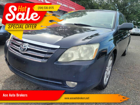 2007 Toyota Avalon for sale at Ace Auto Brokers in Charlotte NC