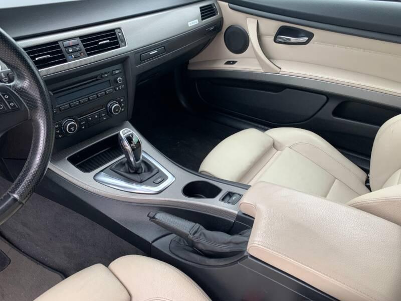 2011 BMW 3 Series 335is 2dr Convertible - Davie FL