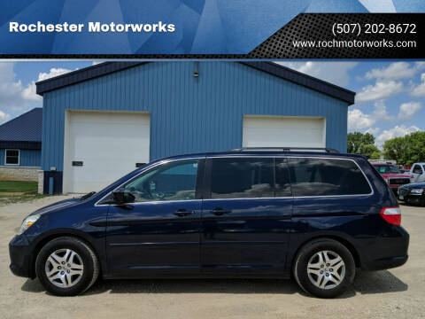 2007 Honda Odyssey for sale at Rochester Motorworks in Rochester MN