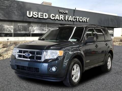 2008 Ford Escape for sale at JOELSCARZ.COM in Flushing MI