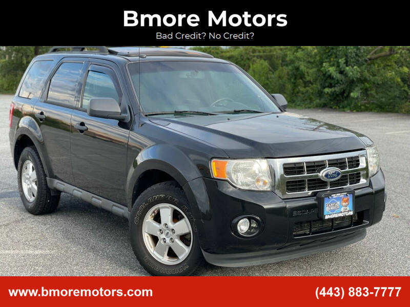 2011 Ford Escape for sale at Bmore Motors in Baltimore MD