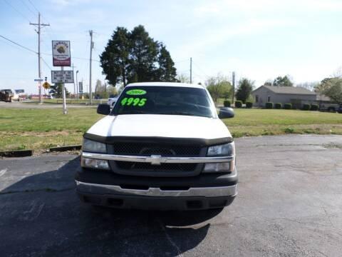 2004 Chevrolet Silverado 1500 for sale at Credit Cars of NWA in Bentonville AR