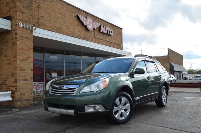 2010 Subaru Outback for sale at JT AUTO in Parma OH