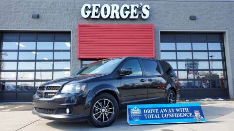 2015 Dodge Grand Caravan for sale at George's Used Cars - Pennsylvania & Allen in Brownstown MI