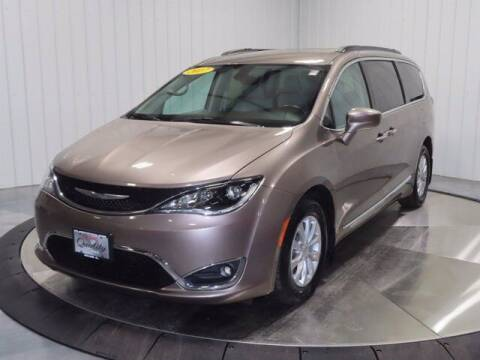2017 Chrysler Pacifica for sale at HILAND TOYOTA in Moline IL