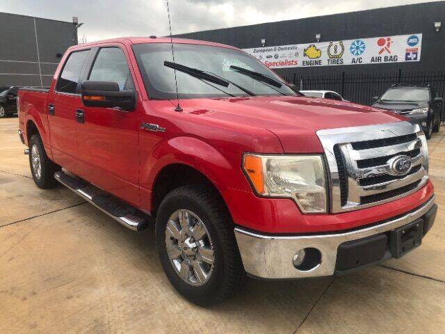 2010 Ford F-150 for sale at Eurospeed International in San Antonio TX