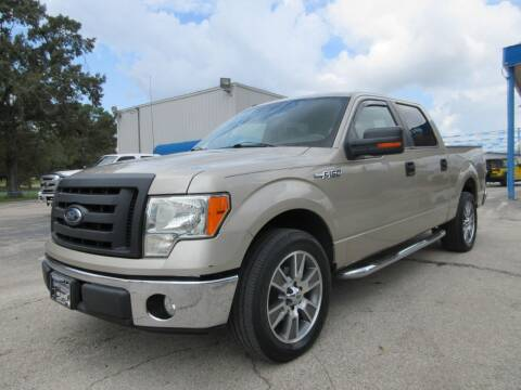 2009 Ford F-150 for sale at Quality Investments in Tyler TX