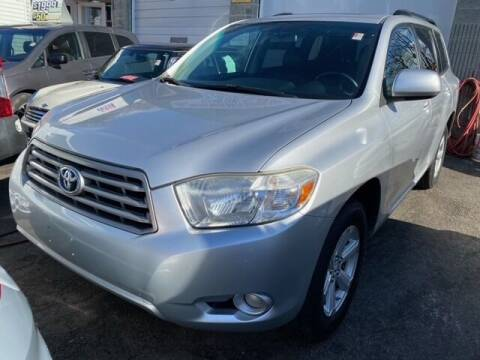 2010 Toyota Highlander for sale at Drive Deleon in Yonkers NY