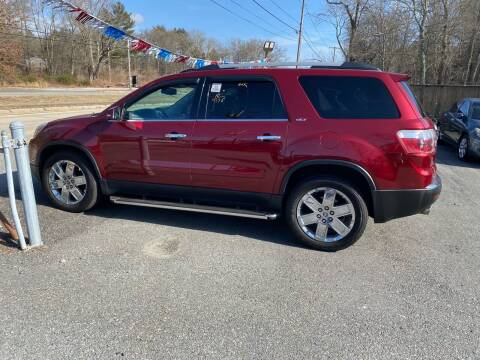 2010 GMC Acadia for sale at Mike's Auto Sales in Westport MA