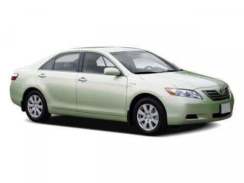 2009 Toyota Camry Hybrid for sale at HILAND TOYOTA in Moline IL