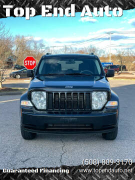 2010 Jeep Liberty for sale at Top End Auto in North Atteboro MA