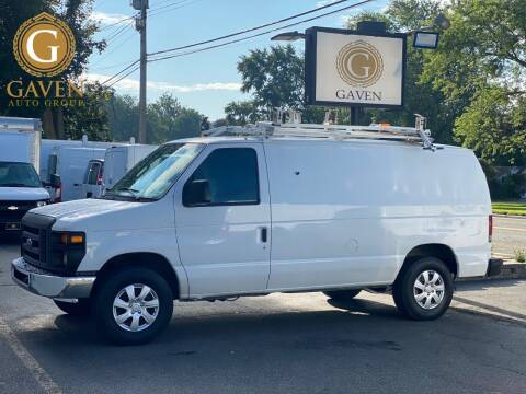 2009 Ford E-Series Cargo for sale at Gaven Auto Group in Kenvil NJ